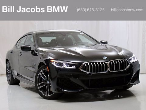 New 2020 BMW 8 Series 840i