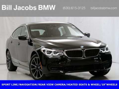 Certified Pre-Owned 2019 BMW 6 Series 640 Gran Turismo i xDrive