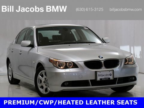 Pre-Owned 2004 BMW 5 Series 525i