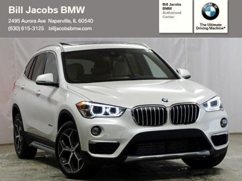 New 2018 BMW X1 xDrive28i AWD Sport Utility