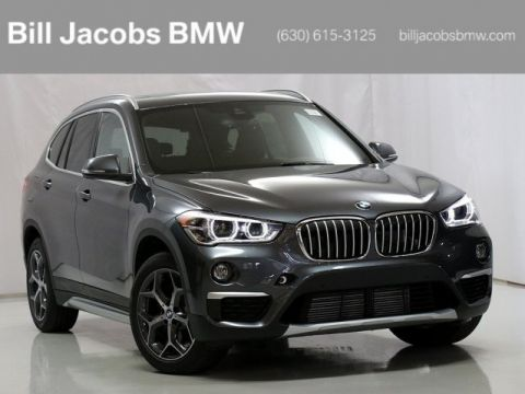 New 2019 Bmw X1 Xdrive28i Sport Utility In Naperville B33946 Bill