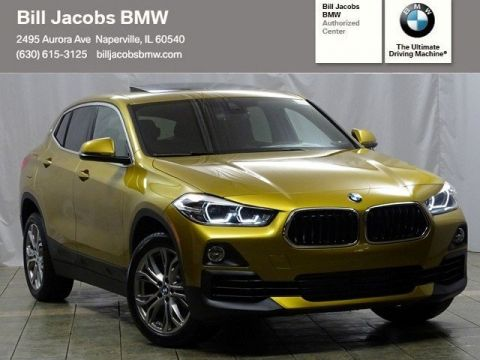 New 2018 BMW X2 xDrive28i AWD Sport Utility